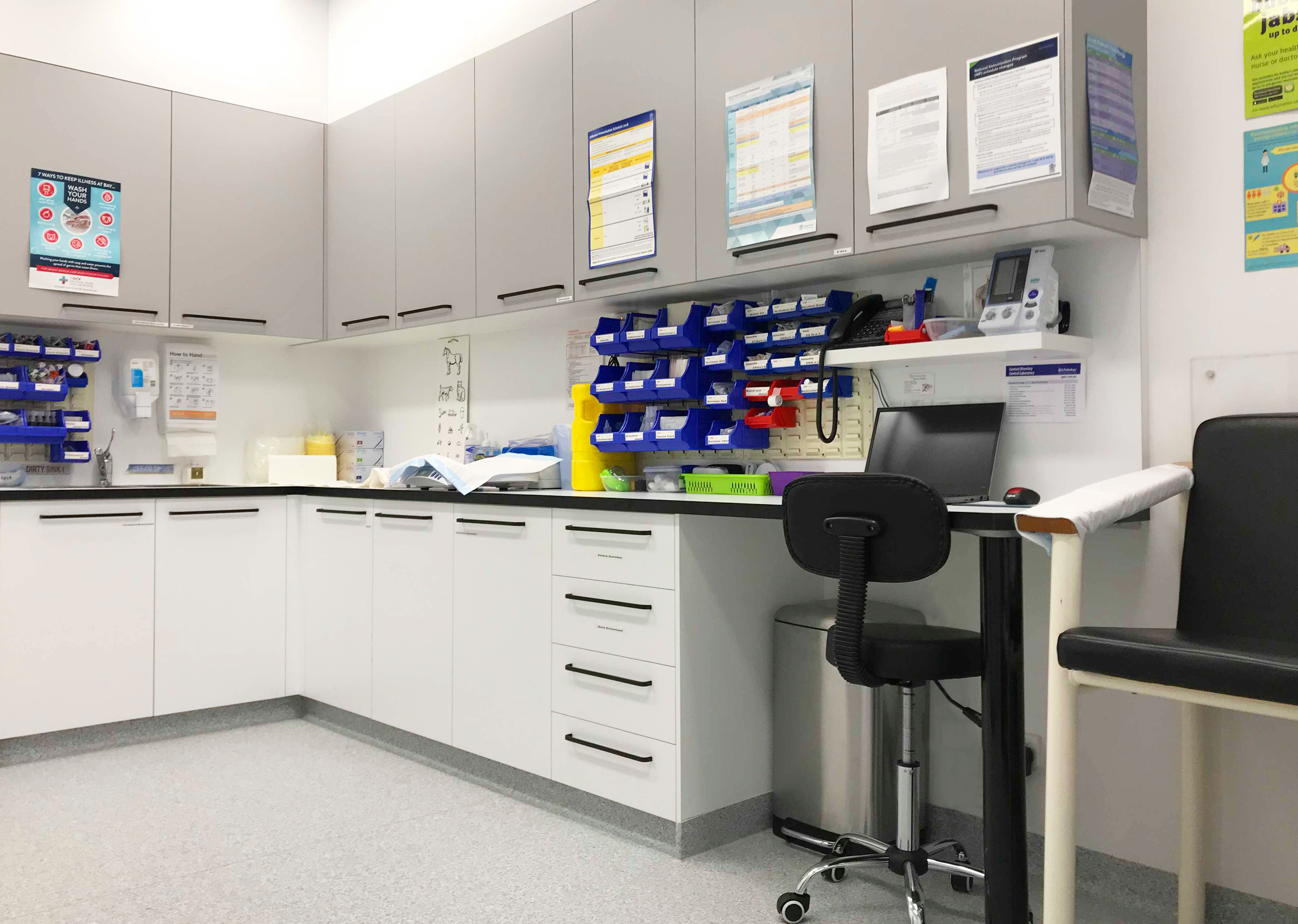 Sunnybank Doctors GP health care vaccinations immunisations checkups health assessments